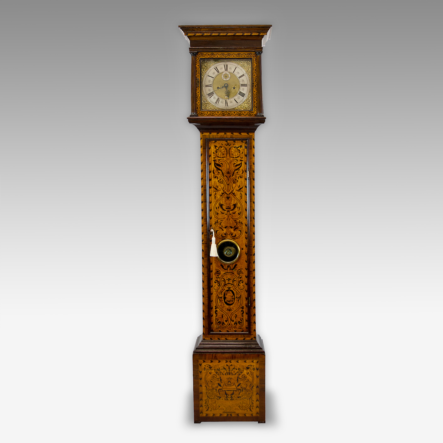 History of the Long Case Clock