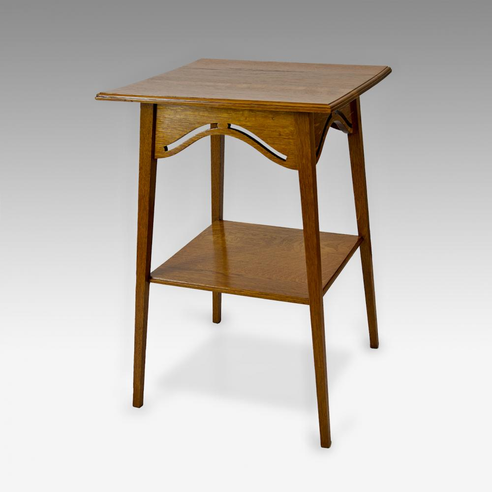 Arts and crafts tables -  Arts And Crafts Occasional Table
