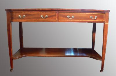 Edwardian Hall Table