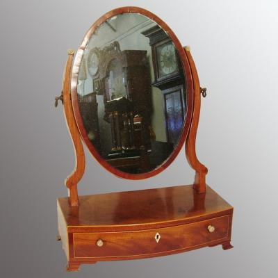 Georgian Toilet Mirror