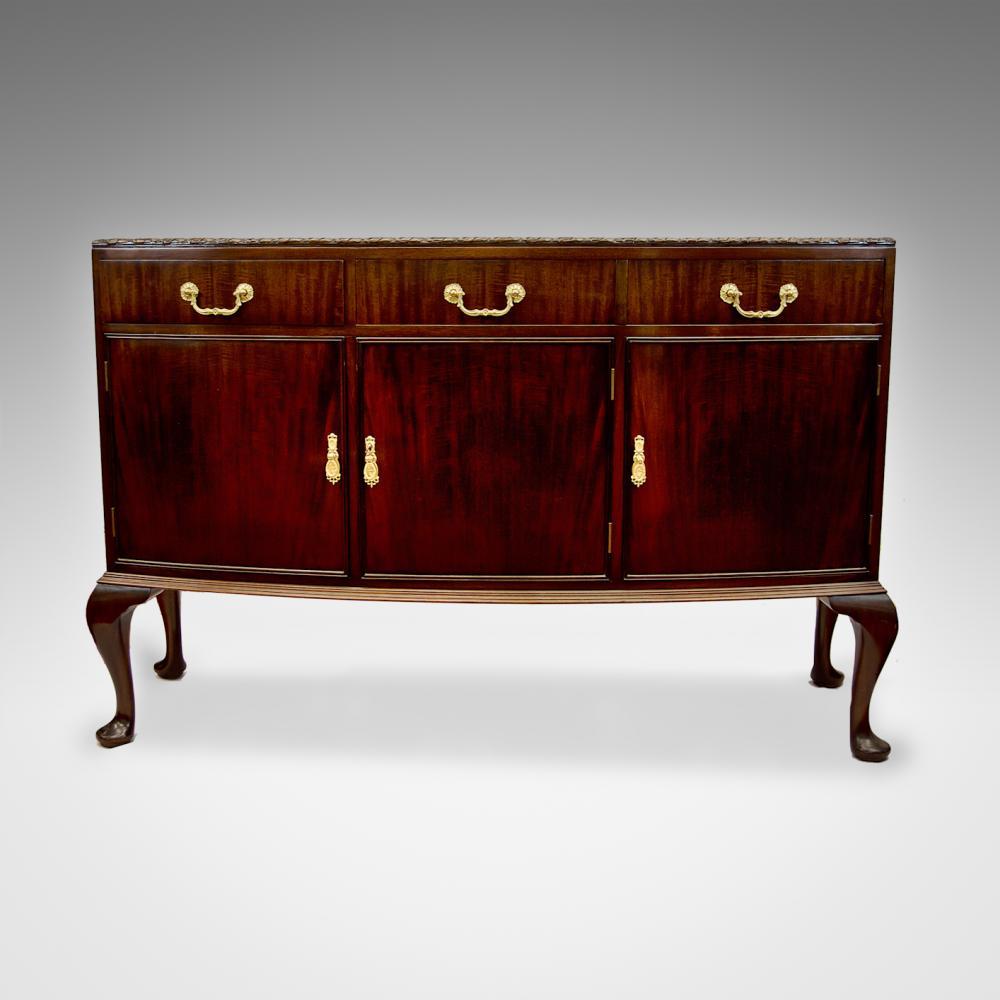 mahogany sideboard antique furniture