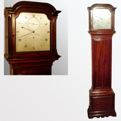 Regulator Longcase clock