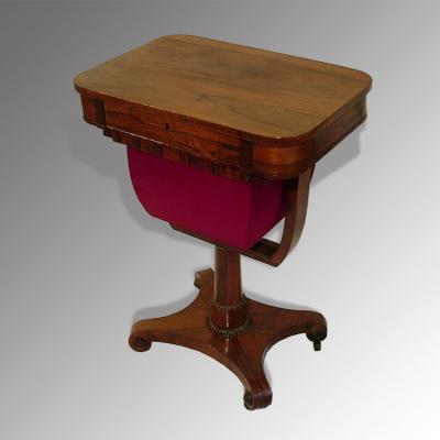 Rosewood Worktable