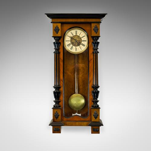 Antique Wall Clocks Antique Vienna Wall Clocks Art Deco